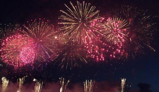 日本三大花火大会の一つ「大曲の花火大会」が最高過ぎた!