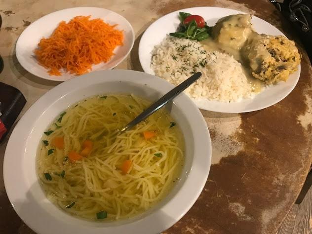 ポーランドの食事